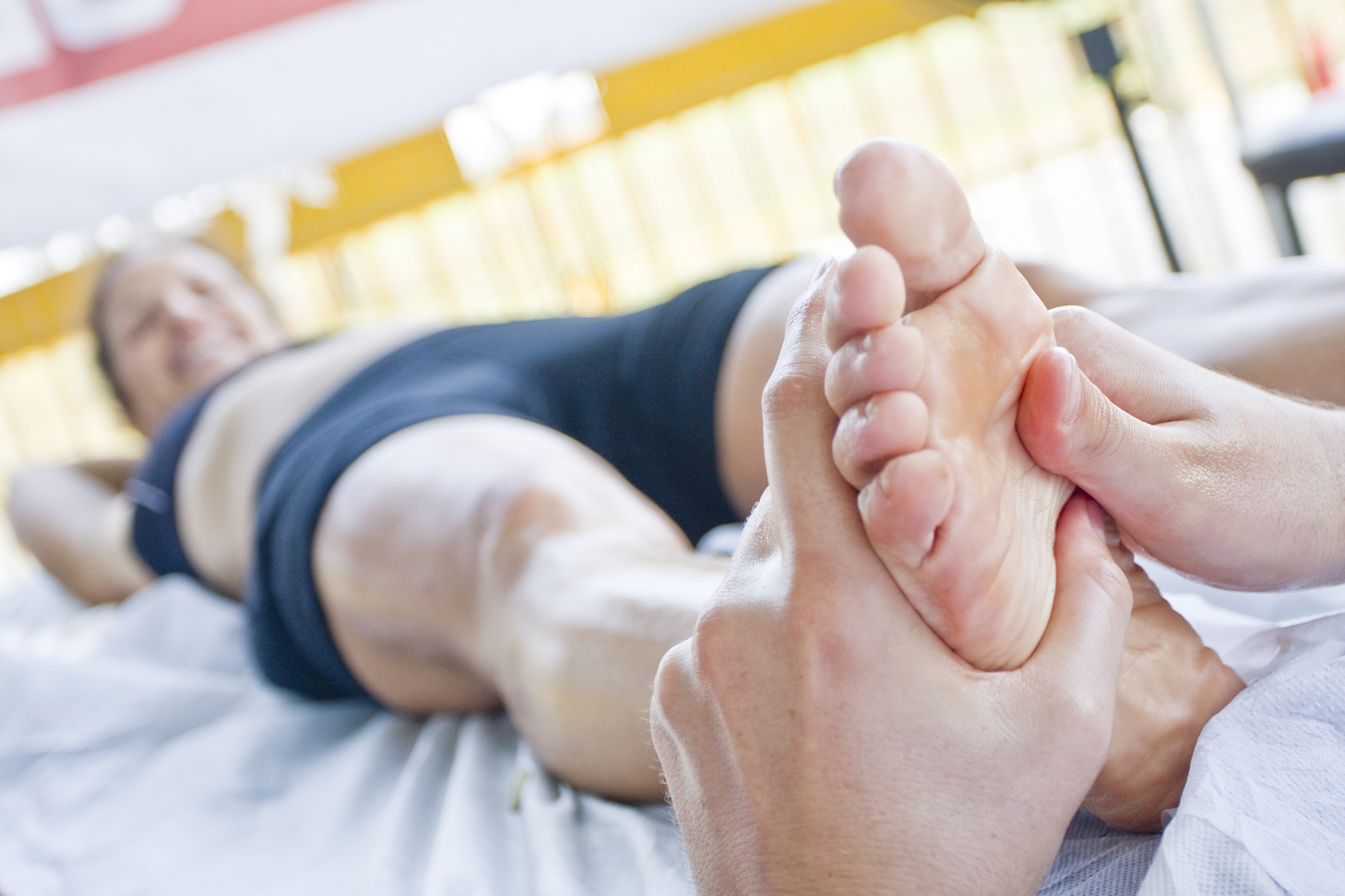 Foot Massage – Central Texas Myofascial Release